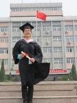 lynn the proud graduate